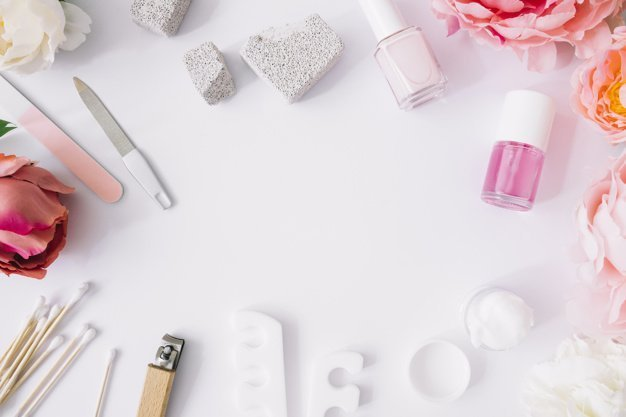 strumenti per il servizio nails